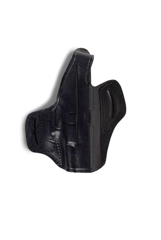 Glock 19 Leather OWB Holster, Pusat Holster