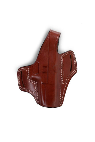 Glock 21 Leather OWB Holster, Pusat Holster