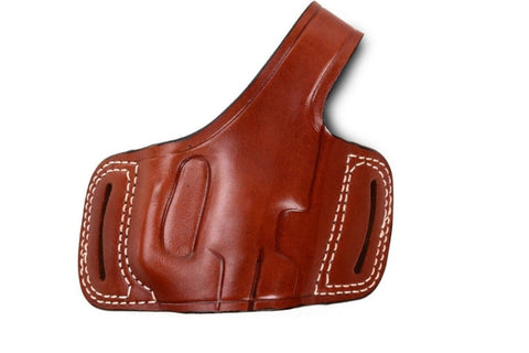 HK P30L Leather Thumb Break Holster - Pusat Holster