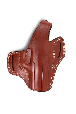 HK P30L Leather OWB Holster - Pusat Holster
