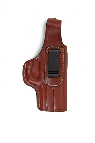 HK USP Leather IWB Pistol Holster, Pusat Holster