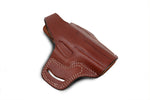 HK USP Leather OWB Holster, Pusat Holster