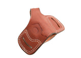 Beretta 74 Leather Thumb Break Holster, Pusat Holster