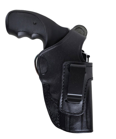 Charter Arms Mag Pug 357 MAG/38 SP Leather IWB 3 Holster, Pusat Holster