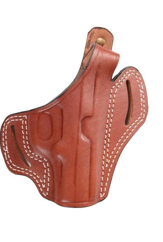 Beretta 82 Cheetah Leather OWB Holster, Pusat Holster