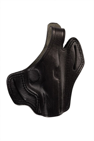 Beretta 87 BB Cheetah Leather OWB Holster, Pusat Holster
