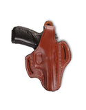 Jericho 941 Leather OWB Holster, Pusat Holster