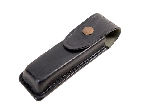 Magazine Leather Single Pouch Case, Pusat Holster
