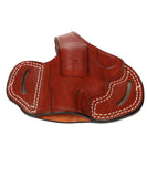 Rossi Model 461 Revolver 357 Magnum Leather OWB 2 Holster, Pusat Holster