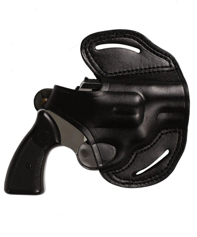Rossi Model 462 Revolver 38 SP/357 MAG Leather OWB 2 Holster - Pusat Holster