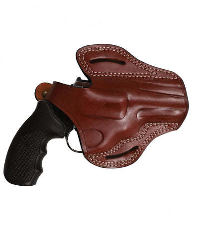 Rossi Model 68-88-351-851 Revolver Leather OWB 3 Holster - Pusat Holster
