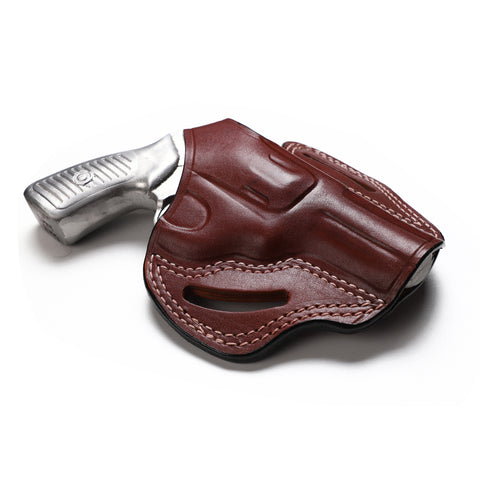 Ruger SP101 Revolver Leather OWB 3 BBL Holster - Pusat Holster