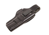 Ruger 1911 Leather IWB Holster, Pusat Holster