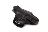 Ruger P85 P89 P91 Series Leather OWB Holster, Pusat Holster