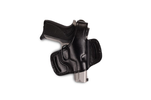 S&W Model 5906 Leather Belt Slide Holster, Pusat Holster