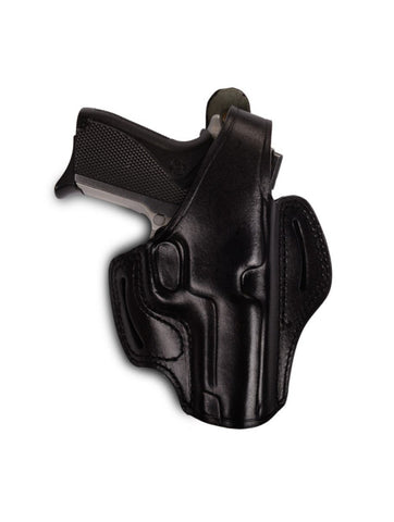 S&W Model 5906 Leather OWB Holster, Pusat Holster