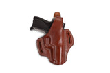 S&W Model 5906 Leather OWB Holster - Pusat Holster