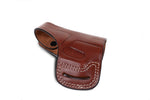 Sig Sauer P220 P226 P229 Leather Thumb Break Holster, Pusat Holster