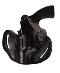 Smith Wesson 360 PD Leather OWB 2 Holster, Pusat Holster