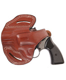 Smith Wesson 586 Leather OWB 2.5 Holster, Pusat Holster