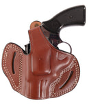 Smith Wesson 586 Leather OWB 2.5 Holster - Pusat Holster