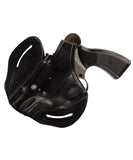 Smith Wesson 686 Leather OWB 2.5 Holster, Pusat Holster