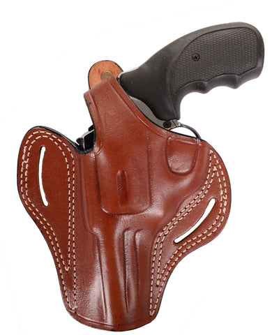 Smith Wesson Model 681 Leather OWB 4 Holster - Pusat Holster