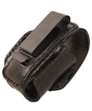 Speedloader Leather Pouch Case Single 5-6 Rounds - Pusat Holster