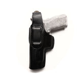 Springfield XD 40 SW, 9MM, 45 ACP Tactical Leather IWB 5 inch Holster - Pusat Holster