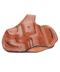 Taurus 66 Revolver Leather OWB 2.5 Holster 357 MAG, Pusat Holster
