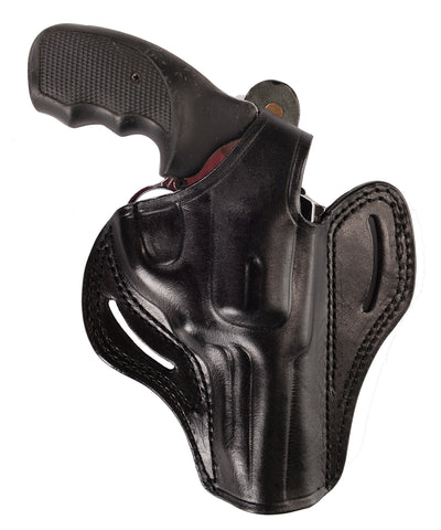 Taurus 689 Leather OWB 4 Belt Holster 357 MAG - Pusat Holster