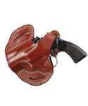 Taurus 856 Revolver Leather OWB 2 Holster 38 SP, Pusat Holster