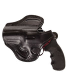Taurus 80 Leather OWB 3 Belt Holster 38 SP, Pusat Holster