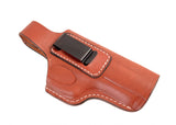 Taurus Model PT 92 Leather IWB Holster, Pusat Holster