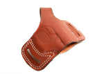 Taurus Model PT 92 Leather Thumb Break Holster, Pusat Holster