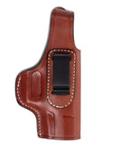 Walther P99 Leather IWB Holster, Pusat Holster