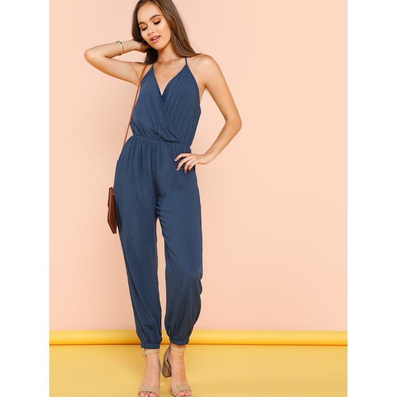 Evening Sheer Jumpsuit