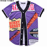 Honey Berry Backwoods Jersey