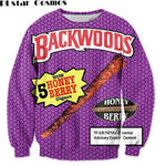 Honey Berry Backwoods Sweatshirt
