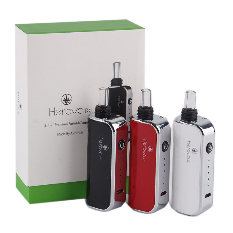 Herbva X 3-in-1 Vape Pen