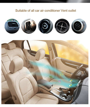VTear Car Aromatherapy Air Conditioner Clip