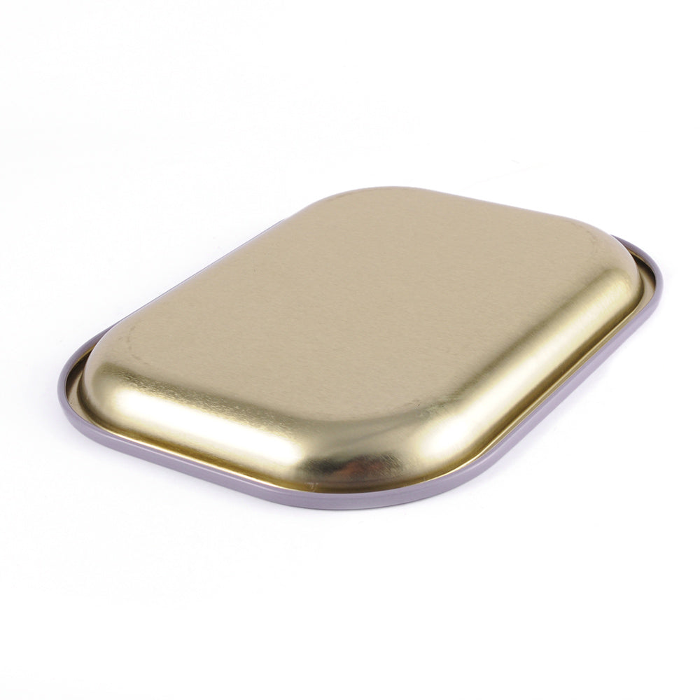 Stainless Steel Tobacco Rolling Tray