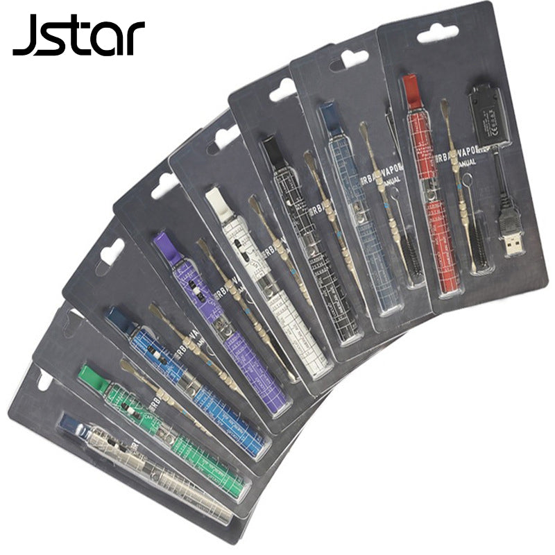 JSTAR Dry Herb Blister Kit