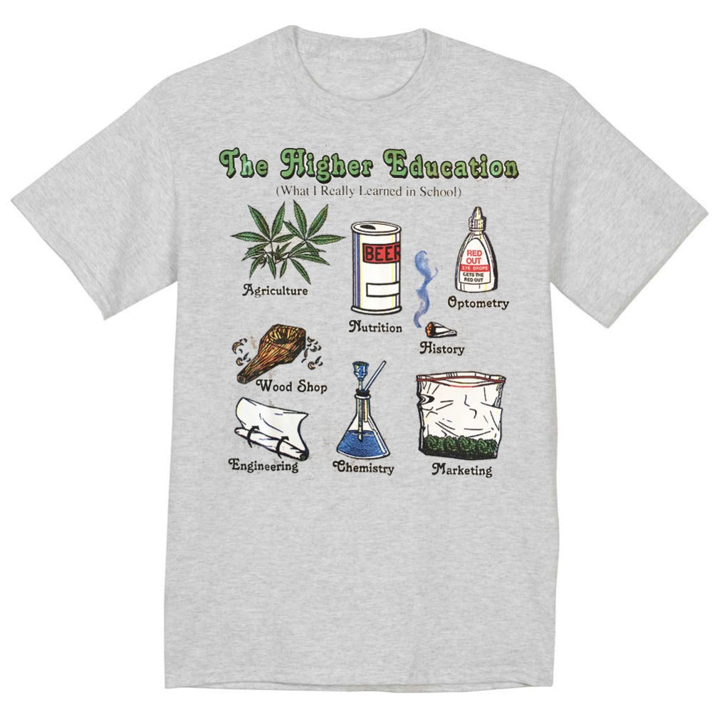 Higher Education Tee