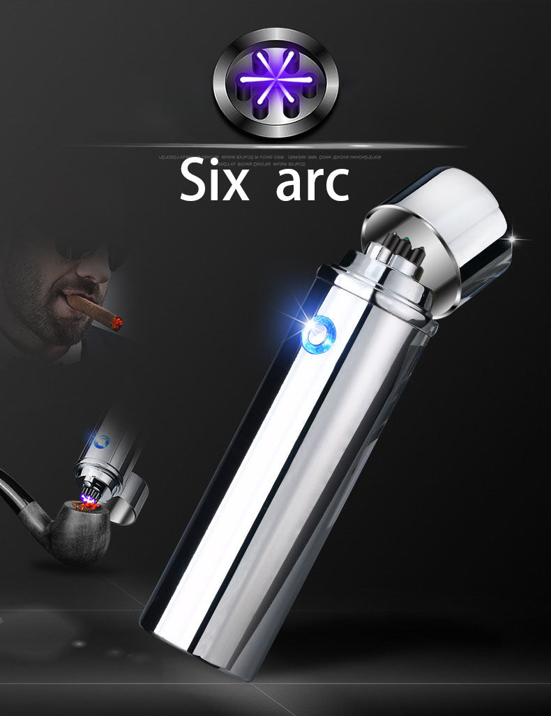 WindProof Electronic USB Lighter