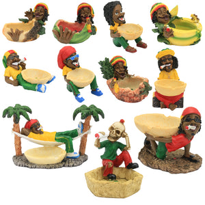 Bob Marley Ashtrays