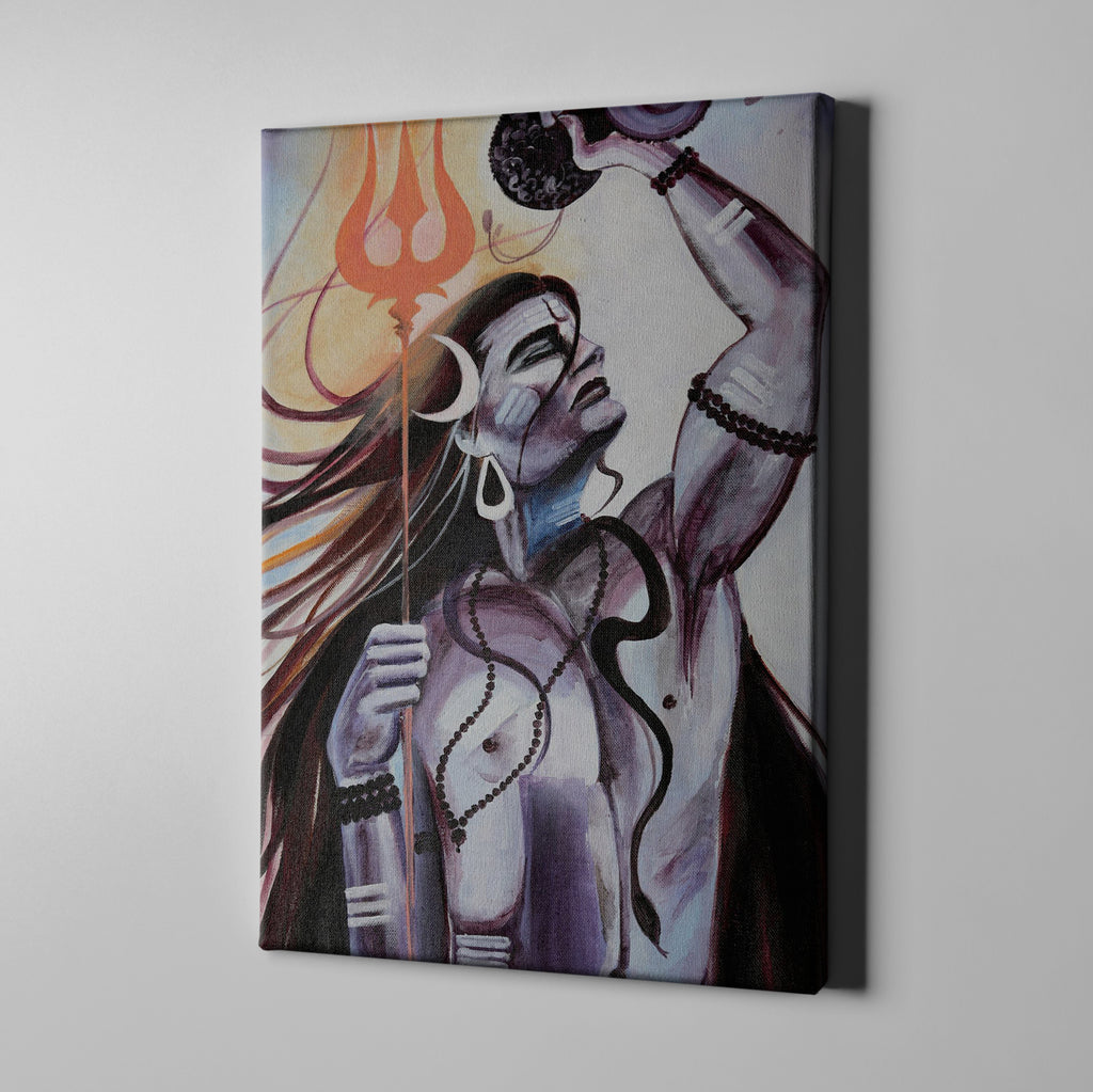 Lord Shiva Poster