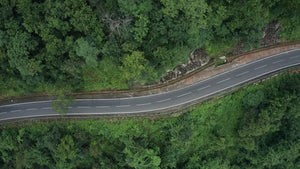 Kalinga Ghati  Aerial Video - 4K Stock Footage - Item #167