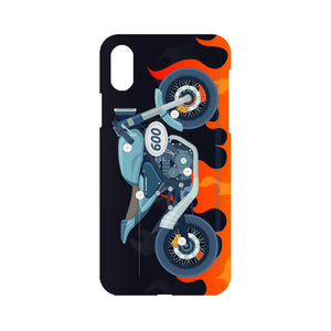 Life is a Ride iPhone Case