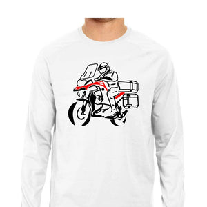 BMW GSA v1 Full Sleeve T-shirt